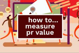 How to measure the value of PR
